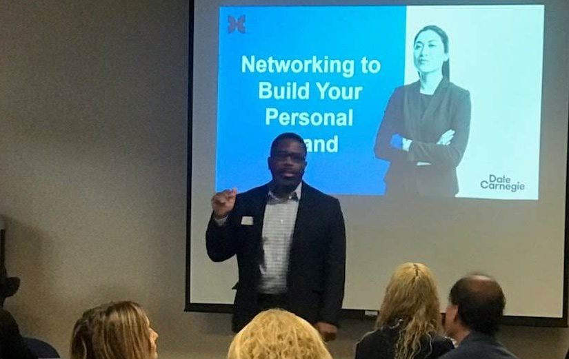 Dale Carnegie Networking To Build Your Personal Brand