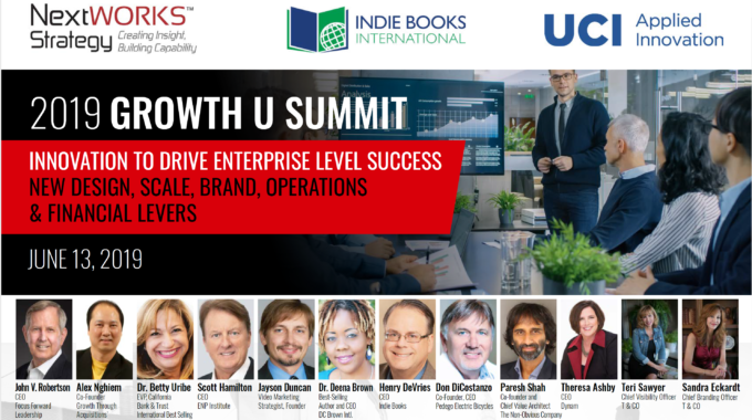 Join Dale Carnegie At The 2019 Growth U Summit